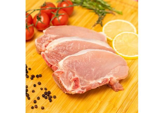 Free Range Pork Chop (1.0 - 1.1kg)